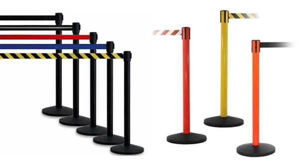 Most Popular Belt Barriers