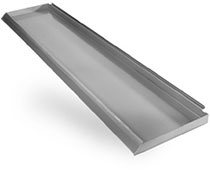 Slatwall Metal Wide