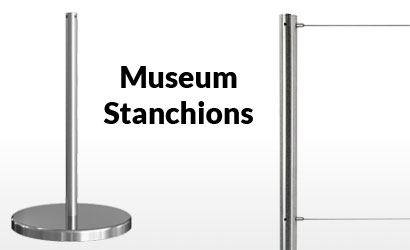 museum stanchions